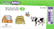 MiniARCO Ejercicios educación infantil 3