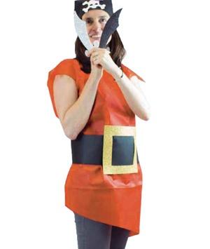 Disfraces tejido 65×90 cm bolsas 25 ud