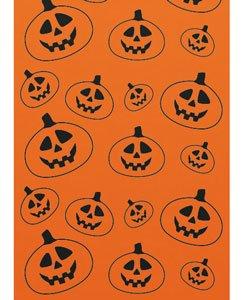 Bolsas disfraz Hallowen dos caras 65×90 cm 5 ud
