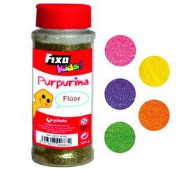 Purpurina Flúor 100 gr