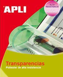 Transp. para fotocopiadora o manual