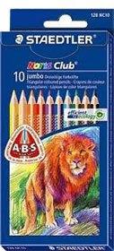 Lápices de colores Noris Triplus
