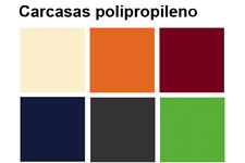 Colores silla Cubik