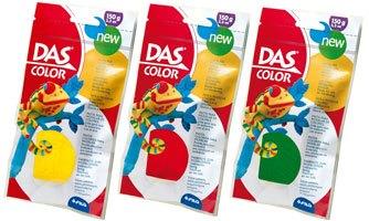 Das color pasta endurecible