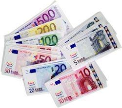 Dinero escolar billetes
