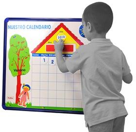 Nuestro calendario de clase