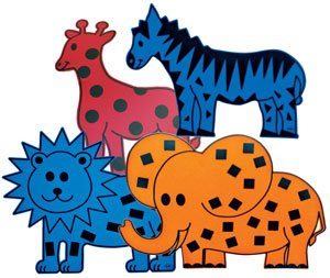 Animales gigantes zoo