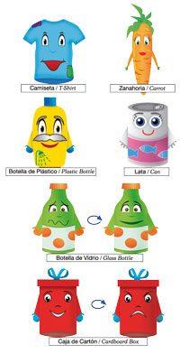 Marionetas Reciclado + CD