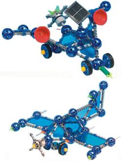 Solar dynamic 160 piezas