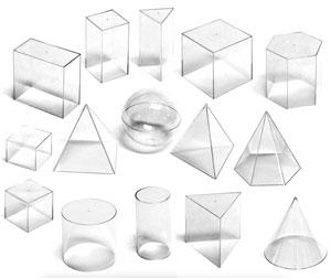 Set de volumen plástico 15 piezas