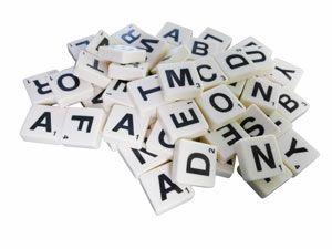 Fichas letras