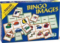 Bingo images francés