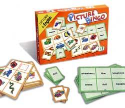 Picture Bingo + Digital Edition