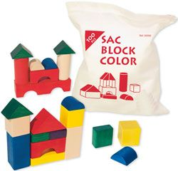 Sac block color 100