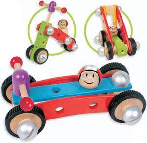 Contrucción vehículos