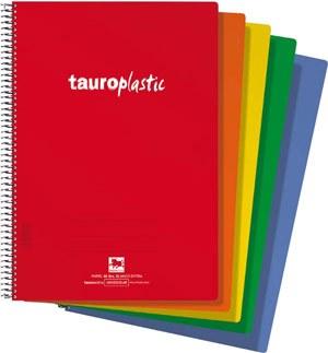 Cuaderno PP folio 90 gr 80 hojas