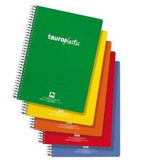 Cuaderno PP cuarto 80 hojas