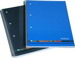 Cuadernos A4 microperforados