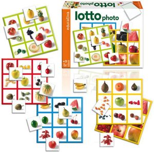 Lotto Photo Frutas