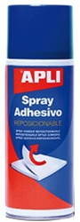 Spray adhesivo reposicionable