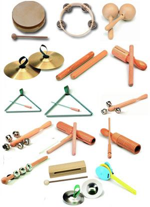 Bolsa de percusión y ritmo nº2