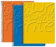 Cuaderno folio 2 líneas