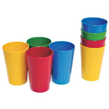 Pack de 8 vasos