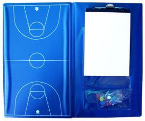 Carpeta baloncesto pro
