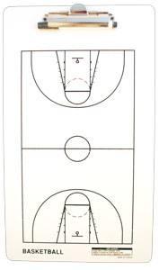 Carpeta baloncesto veleda