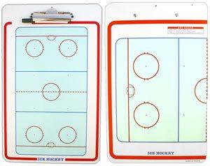 Carpeta abs hockey hielo