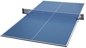 Kit ping-pong tablero y red