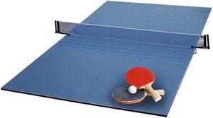 Kit de ping pong tablero + red