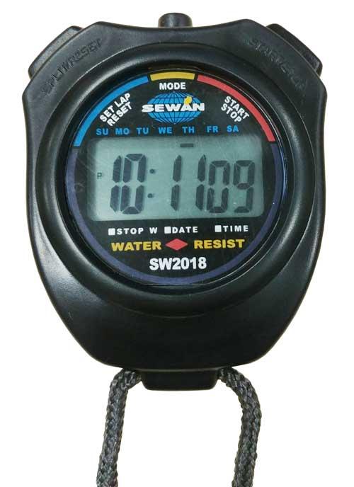 Cronómetro digital Hightech