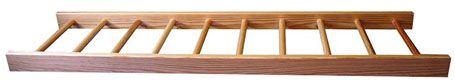 Escalera horizontal madera m/l