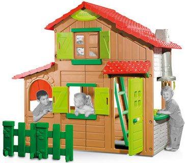 Adrada juegos infantiles exterior casitas gigantes for Casita infantil jardin segunda mano