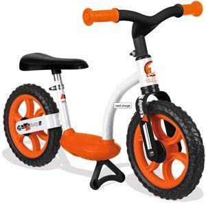 Bicicleta sin pedales confort