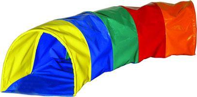 Gusano multicolor