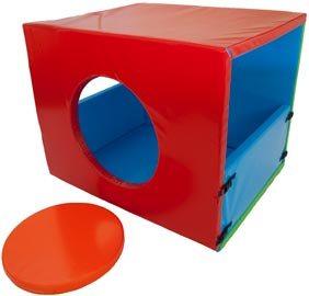 Conjunto Cubo mágico