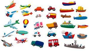 Pack velcro transporte