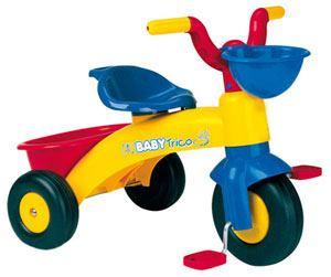 Triciclo Trico MAX Yellow