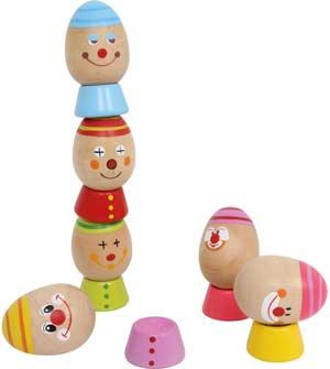Apilar huevos 12 piezas
