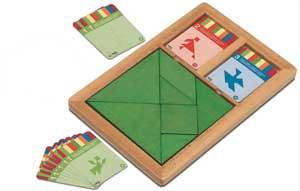 Tangram en caja