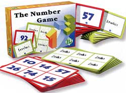 The number gamThe number game