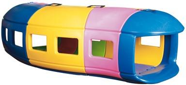Tren túnel