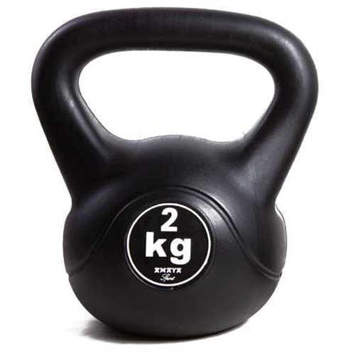 Kettlebell pesa de vinilo