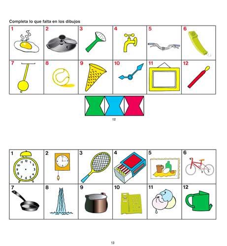 MiniARCO Ejercicios de educación infantil 1 detalle