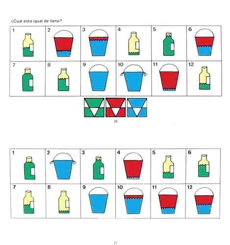 MiniARCO Ejercicios de educación infantil 2 detalle