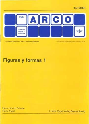 MiniARCO Figuras y formas 1