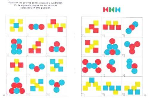 MiniARCO Figuras y formas 2 detalle