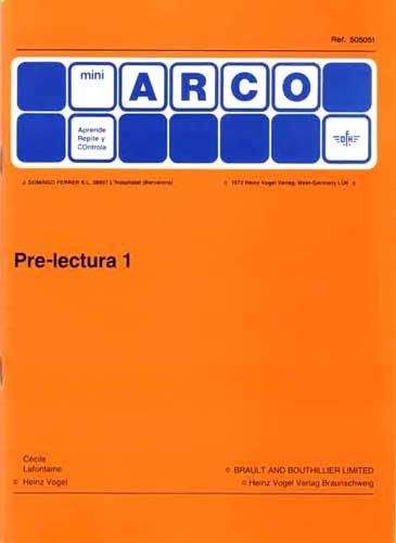 MiniARCO Pre-lectura 1